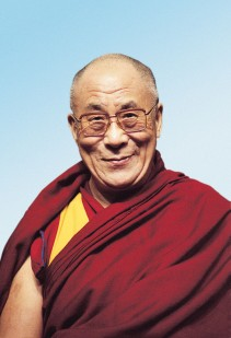 © 2005 Manuel Bauer / Agentur Focus Archive No. 4439-27  Schlossberg Graz   Graz   Austria   18.10.2002 DRAFT CAPTION - NEEDS APPROVAL FOR REPRODUCTION ! His Holiness the 14th Dalai Lama during the
