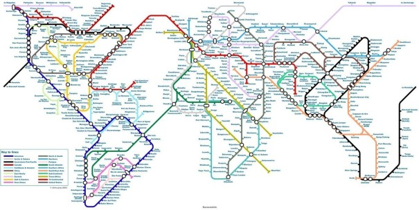 Metro mundial 2